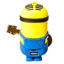 Аккумулятор внешний «Миньон» [8800 мАч] (Миньон в коричневой одежде), фото 3