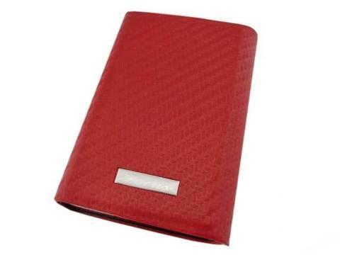 Портсигар «Silver leopard» FOCUS YH-008 (Красный), фото 2