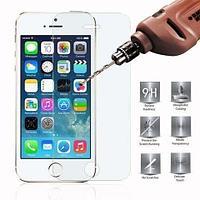 Защитное стекло на экран для IPhone GLASS PRO SCREEN PROTECTOR 9Н (I5)