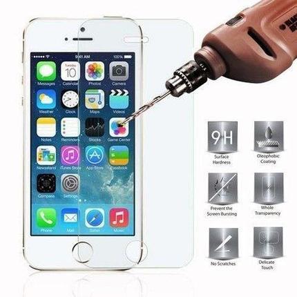 Защитное стекло на экран для IPhone GLASS PRO SCREEN PROTECTOR 9Н (IP 7), фото 2