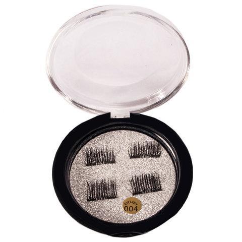 Магнитные накладные ресницы Newshow 3D Mink Hair Lashes (004)