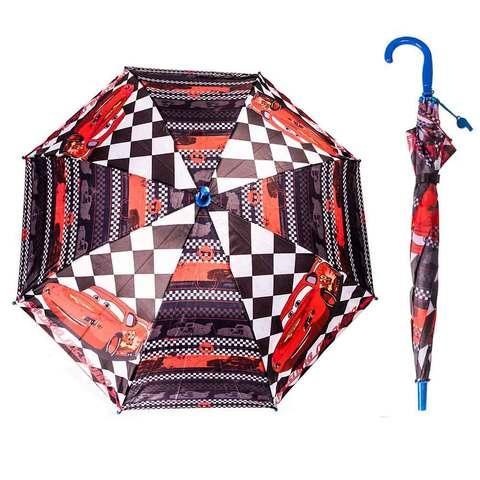 Зонт-трость детский со свистком «My little Friend» (Холодное сердце)