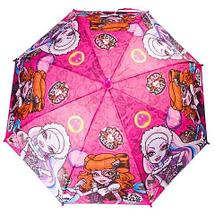 Зонт-трость детский со свистком «My little Friend» (Монстр Хай), фото 3