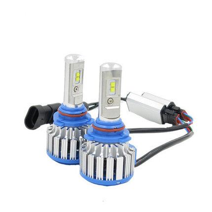 Лампы светодиодные для автомобиля с кулером «TURBO LED» (H4 Hi/Lo), фото 2