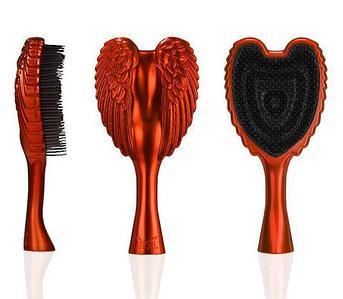 Расчёска для волос в виде ангела Tangle Angel (Красный)