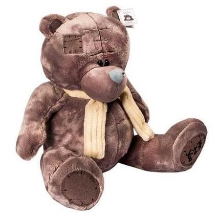 Мягкая игрушка медвежонок Teddy с шарфиком «Me to You» (35 см), фото 2