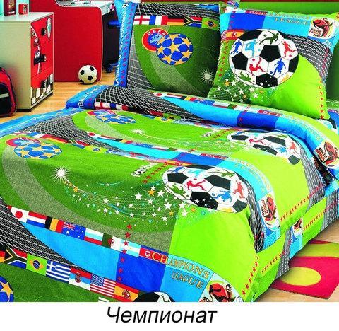 Комплект постельного белья из бязи для мальчиков от Текс-Дизайн (Драйв)