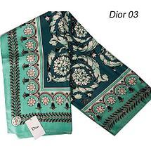 Шарф-палантин Dior [шерсть, вискоза] (Dior 01), фото 2
