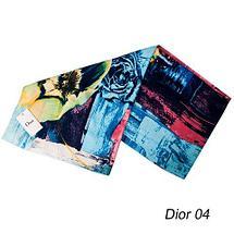 Шарф-палантин Dior [шерсть, вискоза] (Dior 01), фото 3