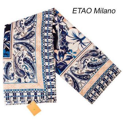 Шарф-палантин ETAO Milano/KENZO [шерсть, вискоза] (KENZO), фото 2