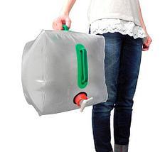 Канистра для воды складная [10, 15 литров] (15 литров), фото 3
