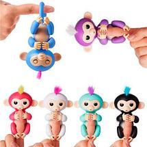 Интерактивная игрушка-обезьянка Fun Monkey (Розовый), фото 2