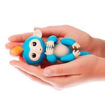 Интерактивная игрушка-обезьянка Fun Monkey (Розовый), фото 3