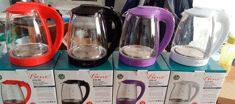 Чайник электрический Bene K30 [1.7 л] (K30-LC (фиолетовый)), фото 3
