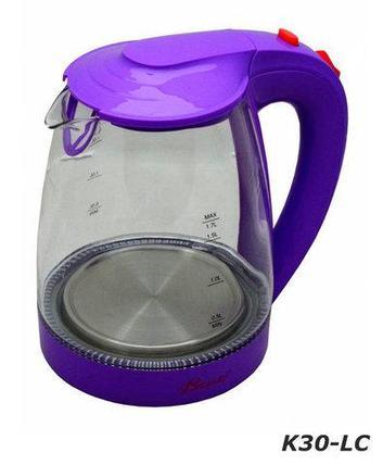 Чайник электрический Bene K30 [1.7 л] (K30-WT (белый)), фото 2