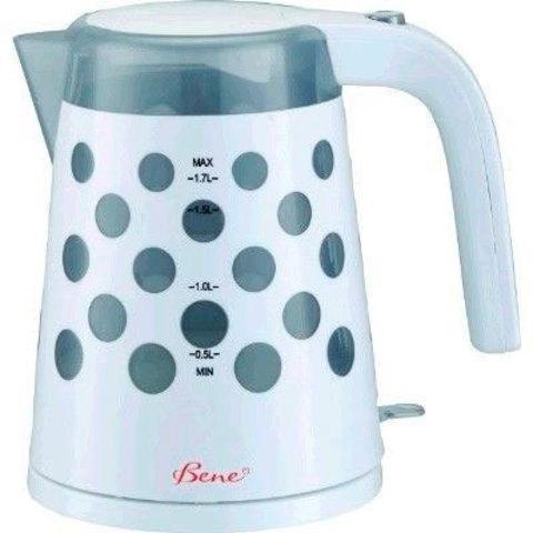 Чайник электрический Bene K20 [1.7 л] (K20-WT (белый))
