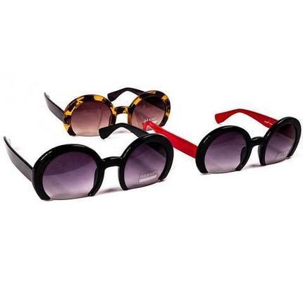 Очки солнцезащитные Alese AL9206 (Черно-красная оправа), фото 2