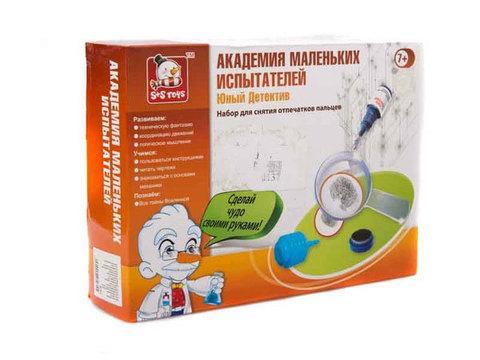 Набор развивающий «Академия маленьких испытателей» S+S toys (Юный детектив)