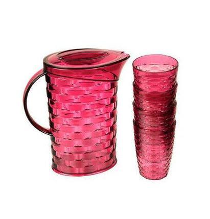 Набор для напитков Bager [5 предметов] (Фиолетовый), фото 2