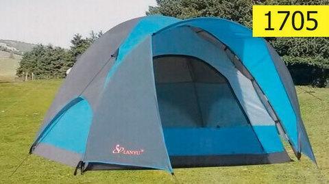 Палатка 3-х местная туристическая LANYU LY-1705 | LY-1703 (LY-1705)