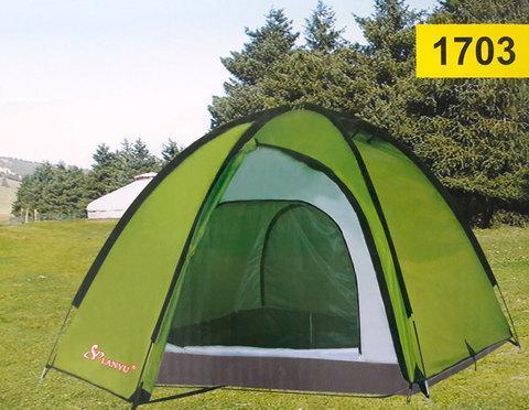 Палатка 3-х местная туристическая LANYU LY-1705 | LY-1703 (LY-1703), фото 2