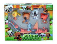 Игровой набор фигурок-кукол «Ми-ми-мишки» (Ми-ми-мишки с парусником)