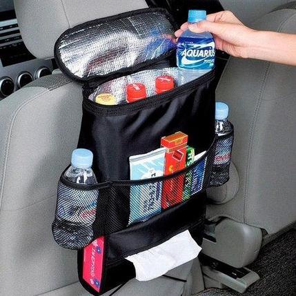 Органайзер-термосумка в автомобиль, фото 2