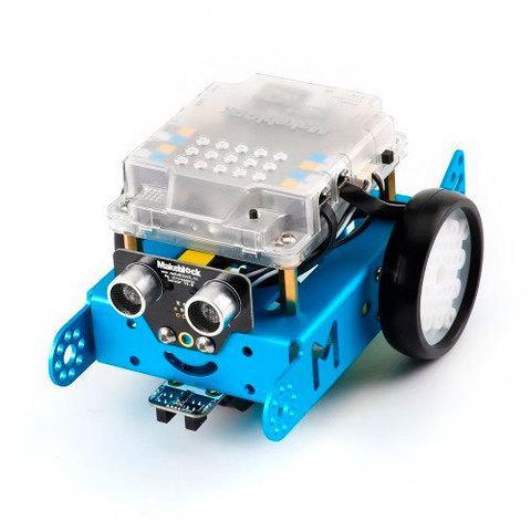 Робот-конструктор Makeblock mBot V1.1 90107 [версия Bluetooth] (Синий)