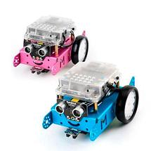 Робот-конструктор Makeblock mBot V1.1 90107 [версия Bluetooth] (Синий), фото 2