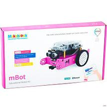 Робот-конструктор Makeblock mBot V1.1 90107 [версия Bluetooth] (Розовый), фото 3