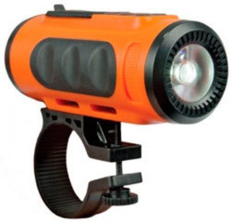 Фонарь-колонка портативный RITMIX SP-520BC (оранжевый с черным)