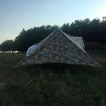 Тент универсальный «КАМО» ГеолоГиЯ (2.8 х 3 метра), фото 2