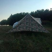 Тент универсальный «КАМО» ГеолоГиЯ (4,2 х 3 метра), фото 2