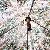 Тент универсальный «КАМО» ГеолоГиЯ (4,2 х 3 метра), фото 3