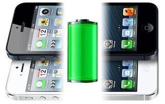 Аккумуляторная батарея заводская для iPhone (iPhone 4s), фото 2
