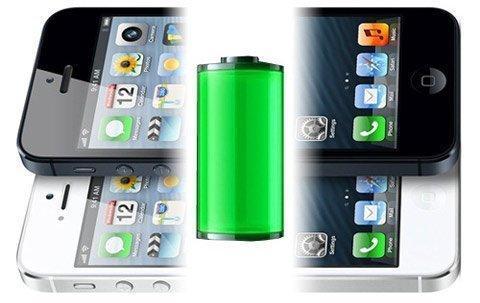 Аккумуляторная батарея заводская для iPhone (iPhone 4)