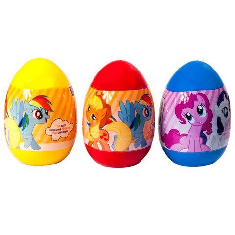 Комплект из 3-х игрушек-сюрпризов «My Little Pony» (Щенячий патруль)