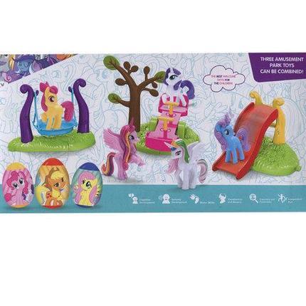 Комплект из 3-х игрушек-сюрпризов «My Little Pony» (Щенячий патруль), фото 2