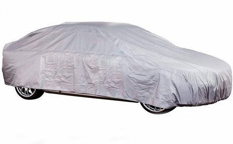 Тент-чехол для автомобиля всесезонный Car Cover (XXXL), фото 2
