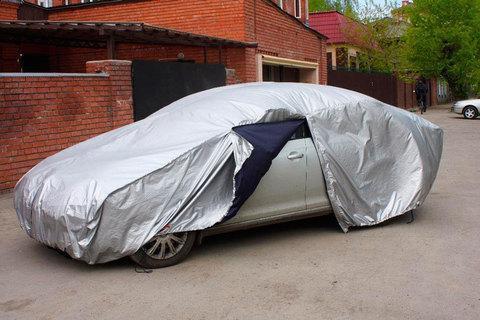 Тент-чехол для автомобиля всесезонный Car Cover (XXXXL), фото 2
