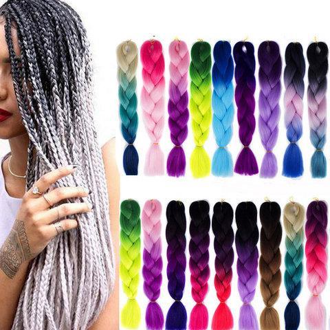 Канекалон для волос X-Pression (2-2)
