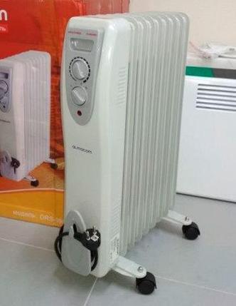 Обогреватель-радиатор масляный ALMACOM (13 секций), фото 2