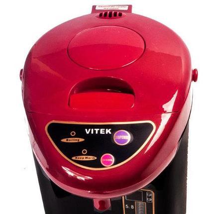 Термопот VITEK VK-58A/VK-68A [5.8;  6.8 л] (5,8), фото 2