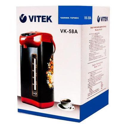 Термопот VITEK VK-58A/VK-68A [5.8;  6.8 л] (6,8), фото 2