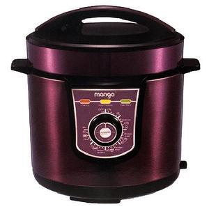 Скороварка электрическая MONGO EPC-806 (Фиолетовый)