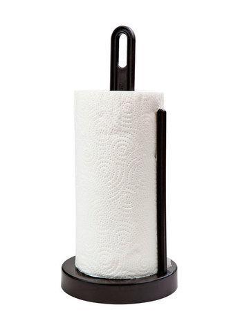 Держатель для бумажных полотенец Solo + рулон полотенец в подарок! (Настольная)
