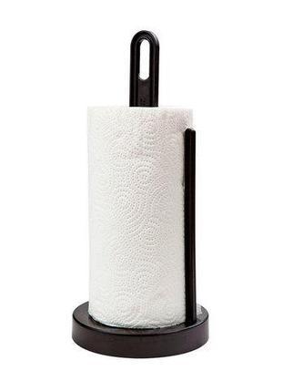 Держатель для бумажных полотенец Solo + рулон полотенец в подарок! (Настольная), фото 2