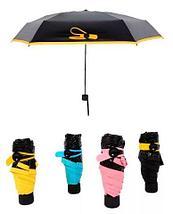 Зонт карманный универсальный Mini Pocket Umbrella (Розовый), фото 3