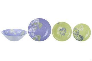 Столовый сервиз Luminarc Purple Mix (19 предметов), фото 3