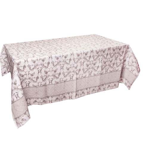 Скатерть хлопковая «Текстильщик» 150x180см (Элегантный узор)